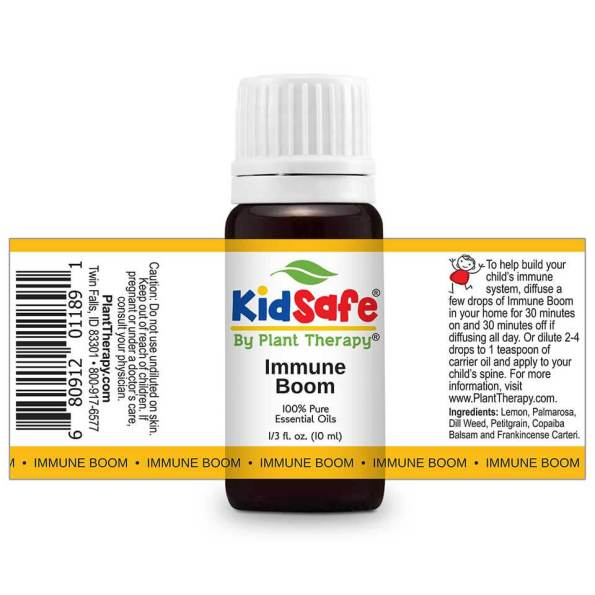 Immune Boom KidSafe by Plant Therapy