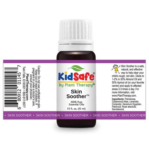 Skin Soother KidSafe by Plant Therapy