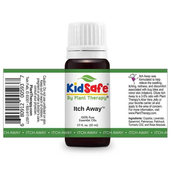 Itch Away KidSafe by Plant Therapy