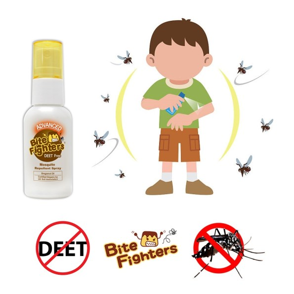 Bite Fighter Mosquito Repellent Spray