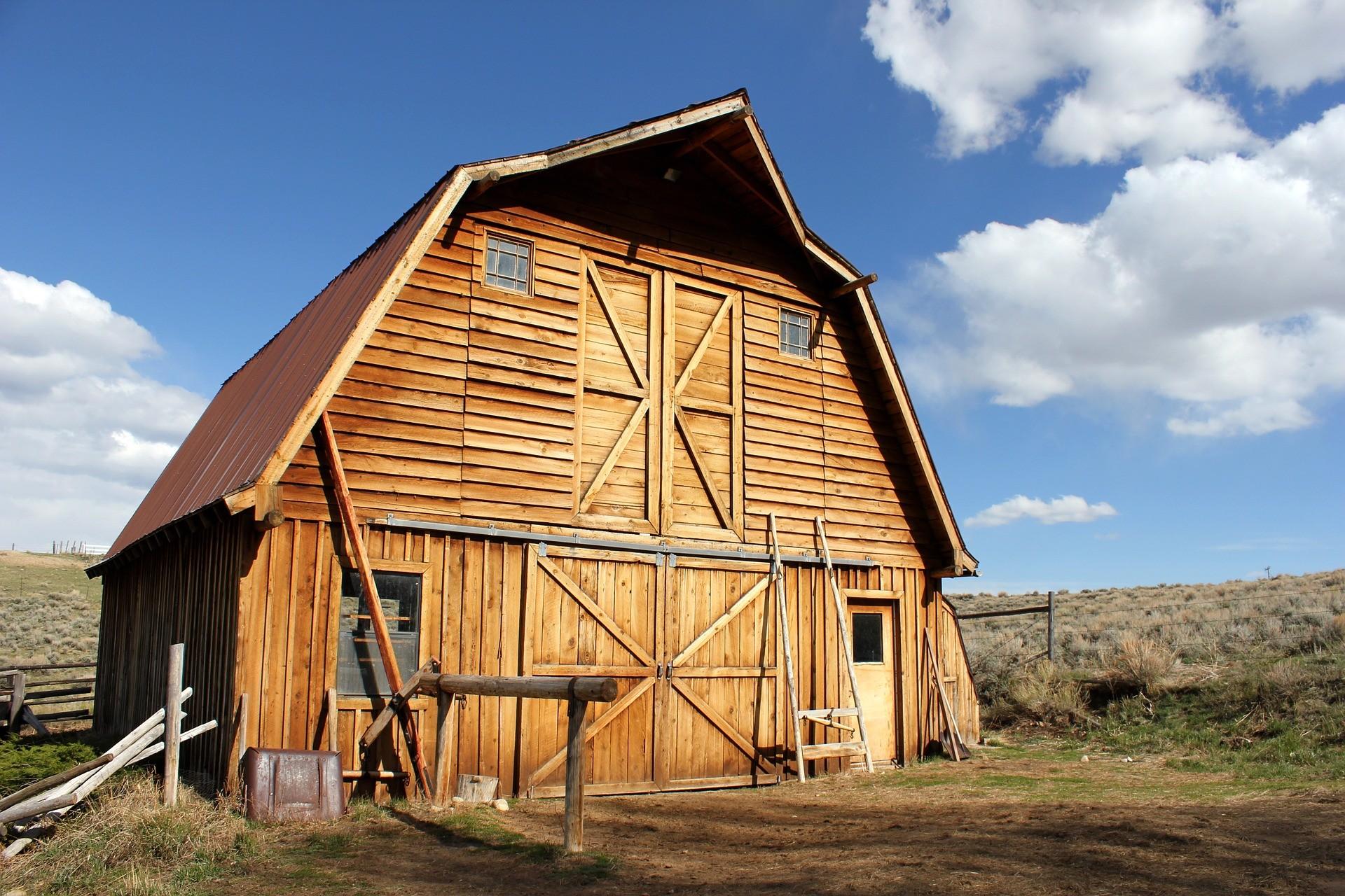 Hoop Buildings vs Pole Barns  AccuSteel Fabric Covered Buildings