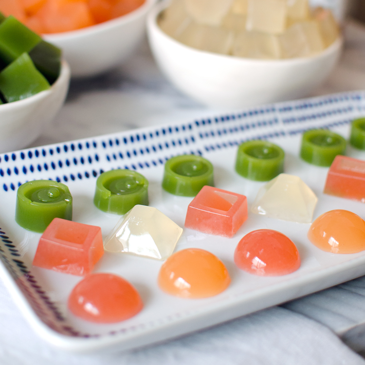 Healthy Fruit Snacks Recipe With Natural Juice A Side Of