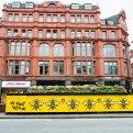 Post Bombing Murals with Honeybee in Manchester, UK