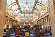 Palace Hotel San Francisco Staycation & - Side Of
