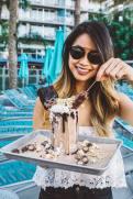 Extreme Milkshake Hotel Valley Ho Scottsdale AZ Desserts