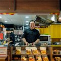Dockyard Restaurant Food Court Kerry Hotel Hong Kong