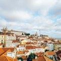 Best Views in Lisbon Portugal - Ponte 25 Abril Bridge