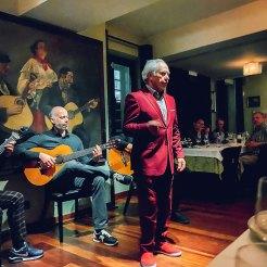 Fado Show in Lisbon Portugal - Adega Do Machado Review