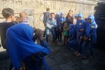 """Foto!?"" - Borobudur"