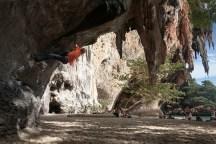 Bouldern, Ao Phranang