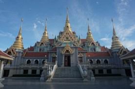 Phra Mahathat Chedi Phakdi Prakat, Ban Krut