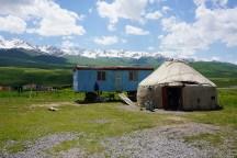 saisonales Wohnen im Tien Shan