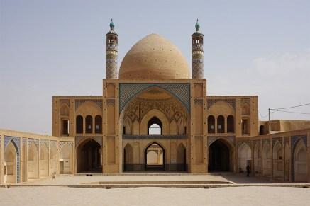 Aqa Bozorg Moschee - Kashan