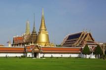 Großer Palast in Bangkok