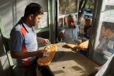 Barbari-Brot-Bäcker, Jolfa