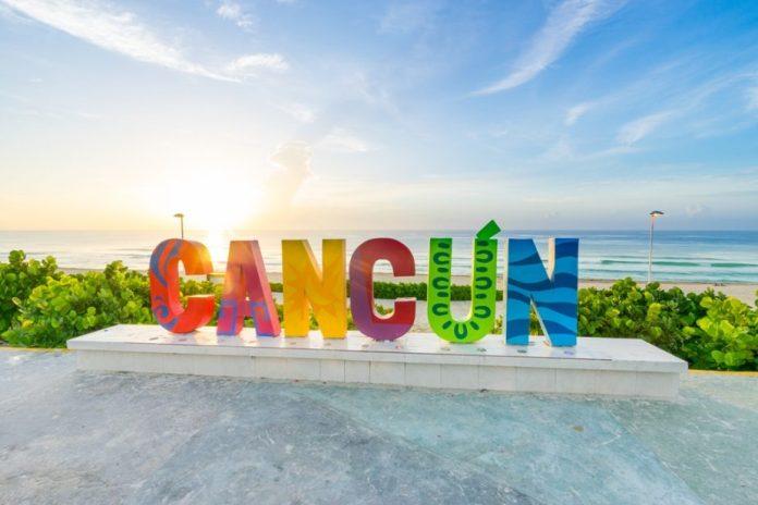 sesion de fotos mirador de cancun