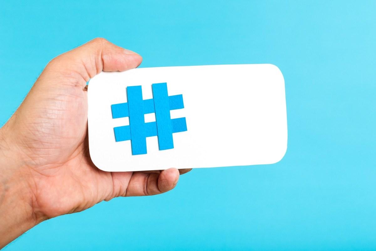 5 consejos para vender en redes socailes Hashtag Con la chispa