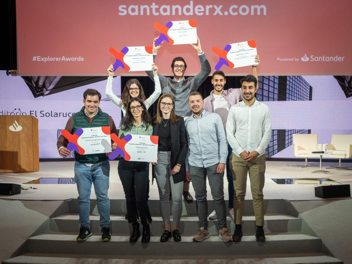 Explorer Santander X Con la Chispa scaled