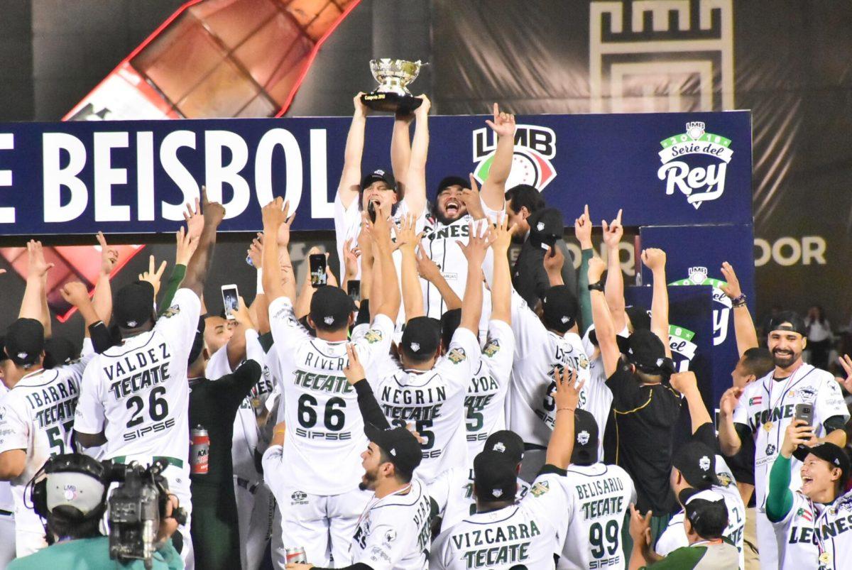 Leones de Yucatán - campeones 2018 - asiesmerida