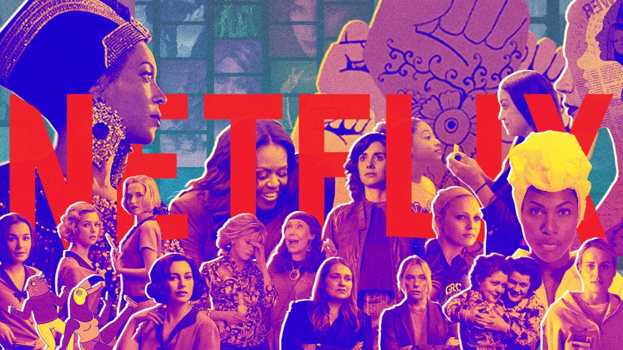 series y peliculas feministas