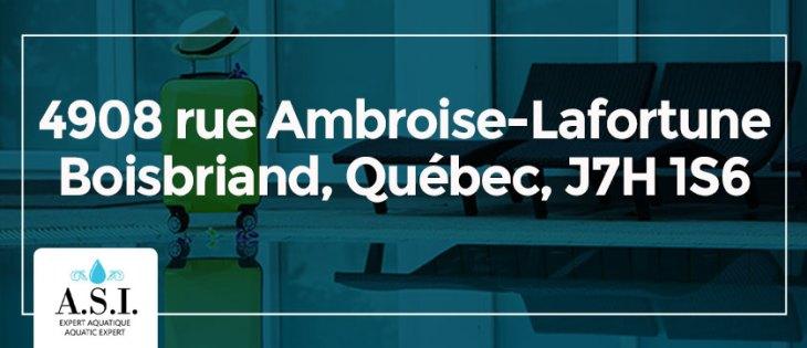 4908 rue Ambroise-Lafortune, Boisbriand, Québec, J7H 1S6, Canada