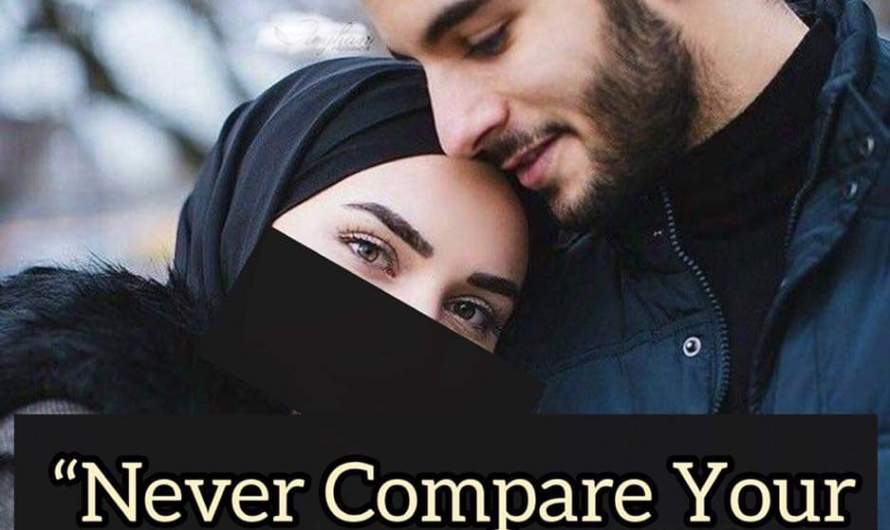 Never Compare Your Marriage to Others
