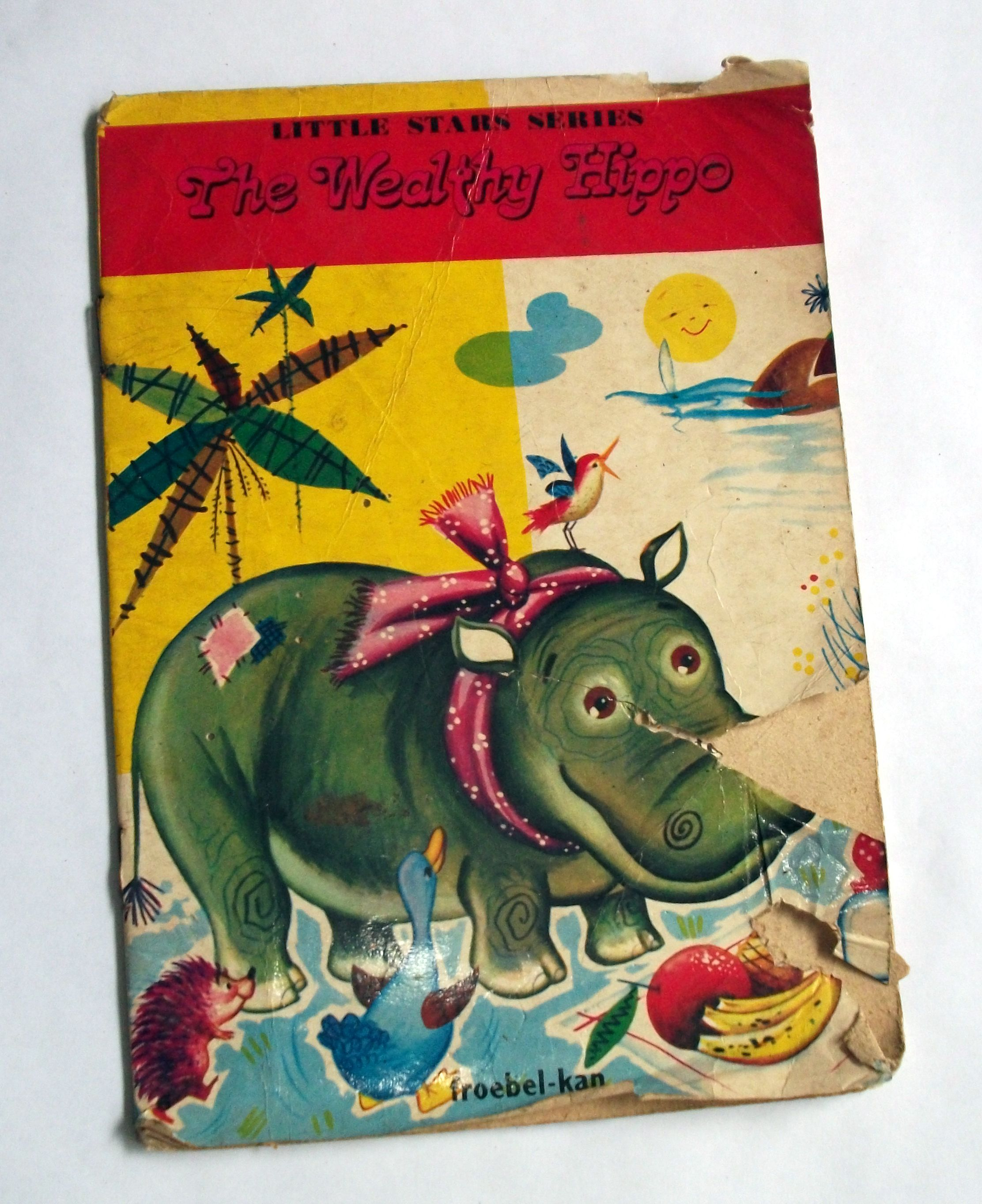 The Wealthy Hippo, probably our earliest book