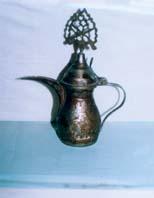 Sembu-kamandalam for applying surma