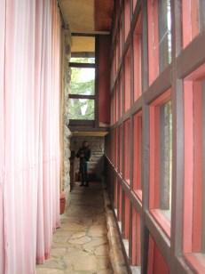 Hillside Theater Hallway