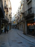 The city streets were incredibly narrow and winding and I couldn't believe cars were allowed on some of them.
