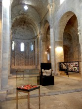 The former monastery turned archaeology museum was quite lovely.