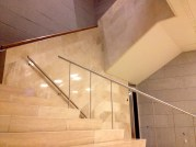 New grand staircase.