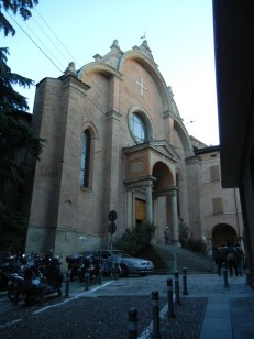 San Giovanni may have a different facade ...