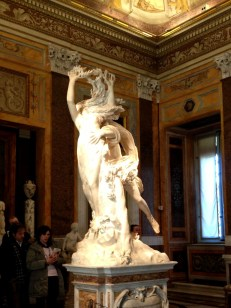 This Apollo and Daphne is considered one of his greatest works.
