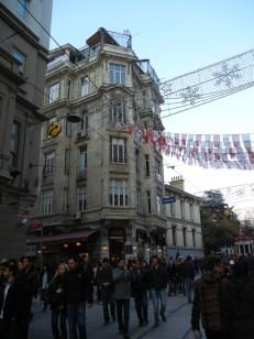 istanbul 173 istiklal caddesi
