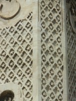 As with so many Turkish buildings of a certain age it is a riot of pattern. I really can't get over it.