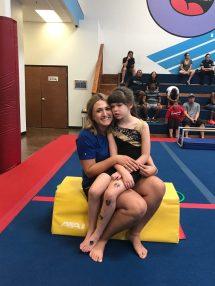 Barefoot Gymnastics Coach