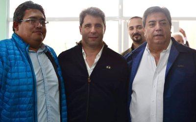 ASIJEMIN participó del acto de inauguración de remodelaciones en la sede de la CGT San Juan