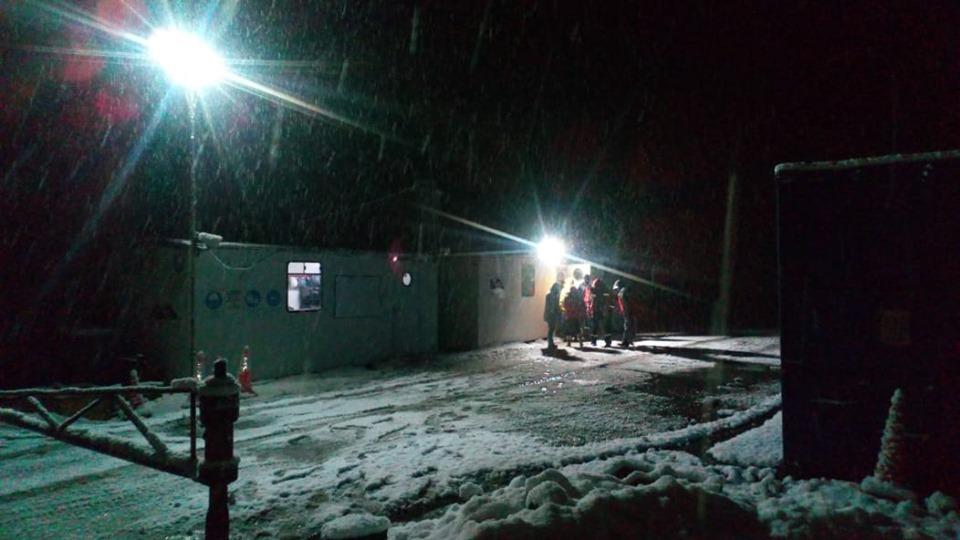 Asijemin inició un paro general en Mina Andacollo por inseguridad laboral y reclamo salarial