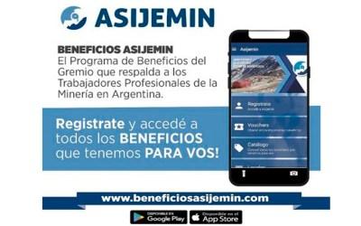ASIJEMIN: LOS JERÁRQUICOS MINEROS YA CUENTAN CON UN CLUB DE BENEFICIOS