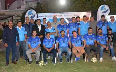 Selección de fútbol: Comenzó el sueño de los Trabajadores Mineros