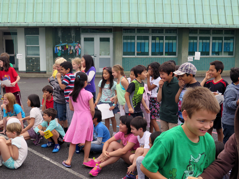 The Elementary Egg Drop Asij News
