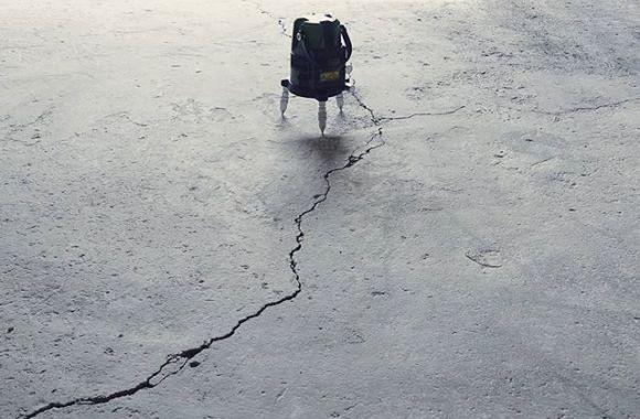 #concrete #level #pod #crack