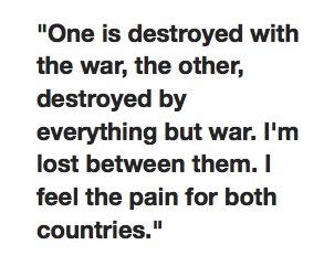 Témoignage d'un Syrien vivant en Grèce depuis des années...