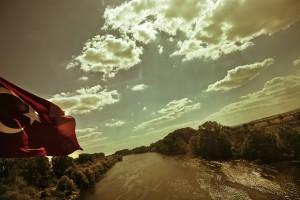 Le fleuve Evros (c) Alberto Campi