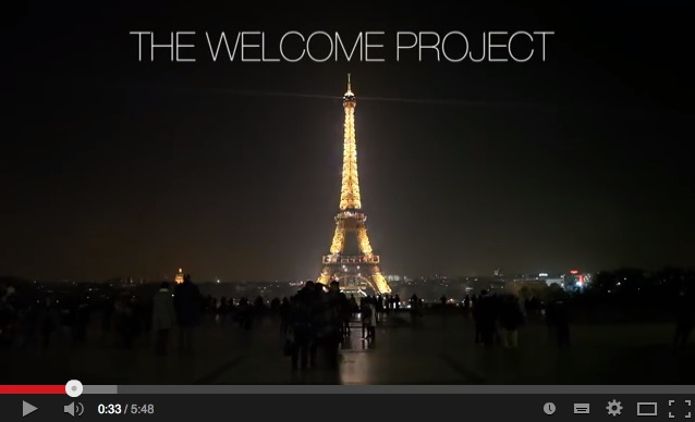 WelcomeProject