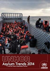 UNHCR Aslyum trends 2014