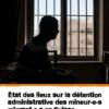 tdh rapport détention mineurs CH