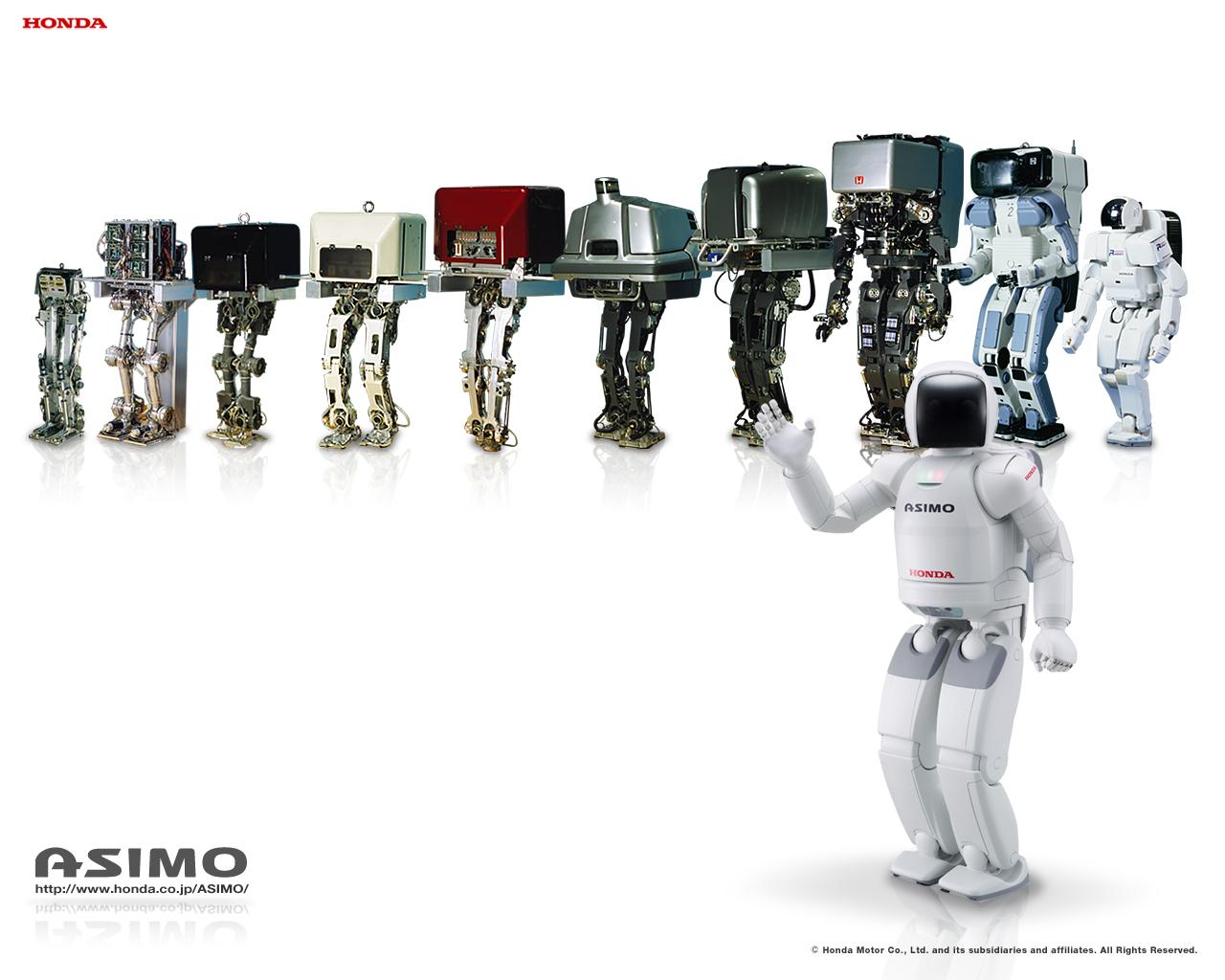 ASIMO Downloads  ASIMO Innovations by Honda