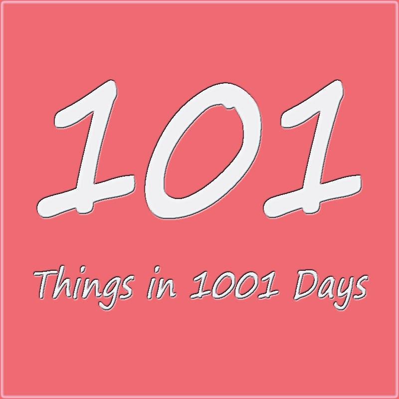 101 in 1001 (Take 3)